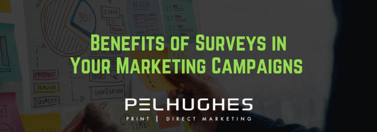 Benefits of Surveys in Your Marketing Campaigns - pel hughes print marketing new orleans la