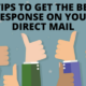 5 tips to get the best response on your direct mail - PEL HUGHES