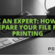 How to Prepare File for Printing - PEL HUGHES