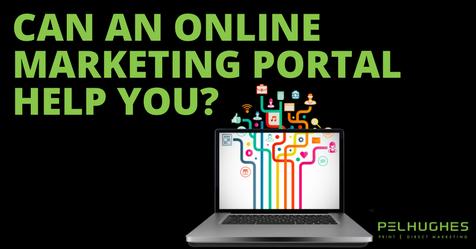 Can an online marketing portal help you- PEL HUGHES