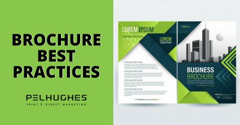 Brochure best practices _ Pel Hughes print marketing new orleans