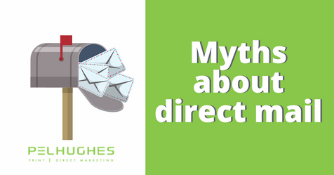 Myths about direct mail _ PEL HUGHES print marketing new orleans