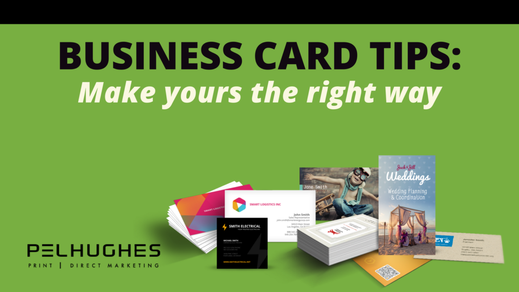 Business card tips make yours the right way reheart Images