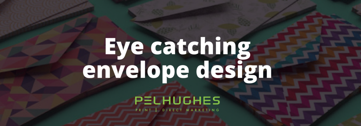 Eye catching envelope design_ Pel Hughes print marketing new orleans