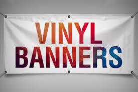 vinyl banners pel print