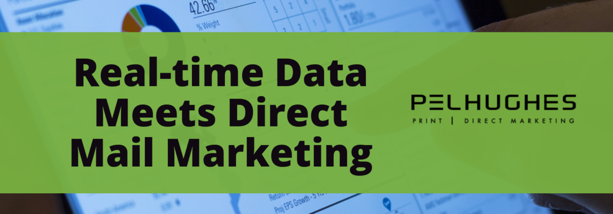 Real-time Data Meets Direct Mail Marketing - Pel Hughes print marketing new orleans