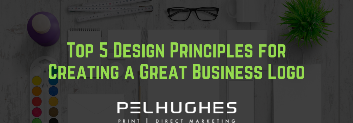 Top 5 Design Principles for Creating a Great Business Logo - pel hughes print marketing new orleans la