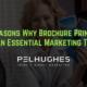 5 Reasons Why Brochure Printing is an Essential Marketing Tool - pel hughes print marketing new orleans la