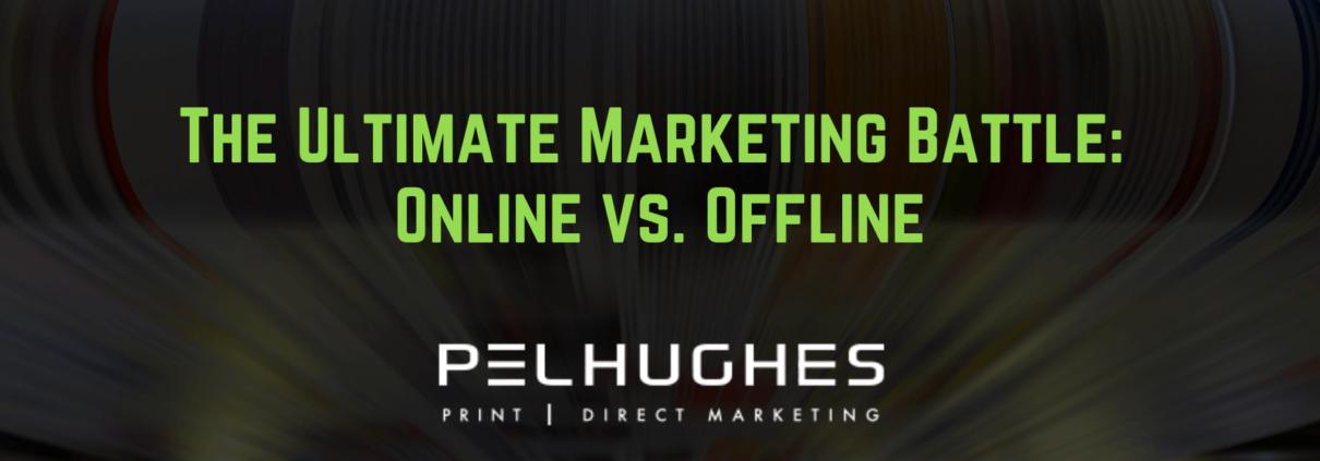 The Ultimate Marking Battle: Online vs. Offline | Pel Hughes