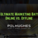 The Ultimate Marking Battle: Online vs. Offline | Pel Hughes